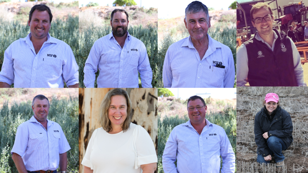 Mallee Sustainable Farming - Board of Directors