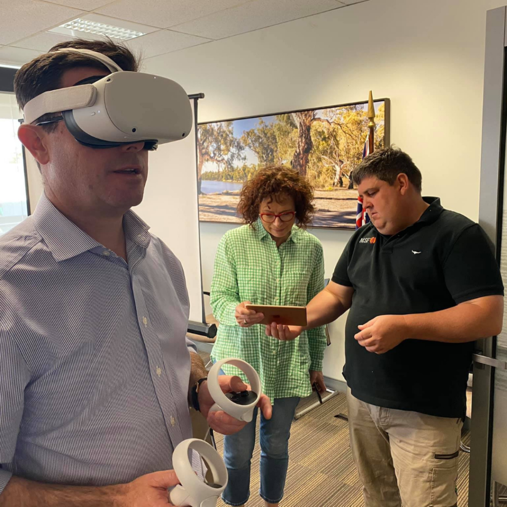 MSF Launches First Virtual Field Day