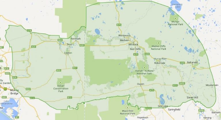 MSF - Map